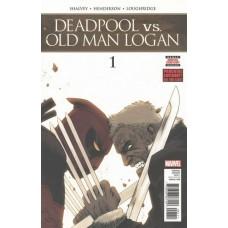 Deadpool vs. Old Man Logan #1A