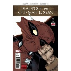 Deadpool vs. Old Man Logan #3A