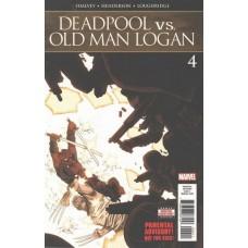 Deadpool vs. Old Man Logan #4A