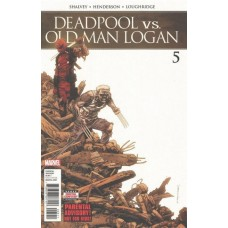 Deadpool vs. Old Man Logan #5A