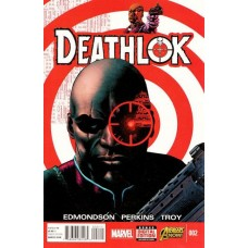 Deathlok, Vol. 5 #2A