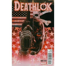 Deathlok, Vol. 5 #4B