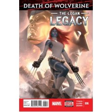 Death of Wolverine: The Logan Legacy #6A