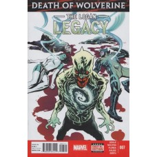 Death of Wolverine: The Logan Legacy #7A