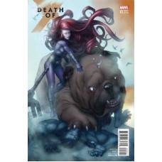 Death of X #2B