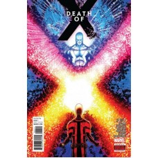 Death of X #4A