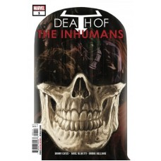 Death of the Inhumans #1A