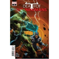 Death of the Inhumans #3A