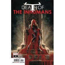 Death of the Inhumans #4A