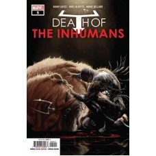 Death of the Inhumans #5A