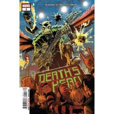 Death's Head, Vol. 2 #1A