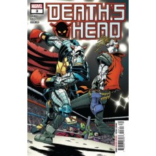 Death's Head, Vol. 2 #3A