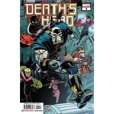 Death's Head, Vol. 2 #4A