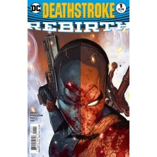 Deathstroke Rebirth #1A