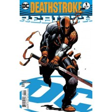 Deathstroke Rebirth #1B