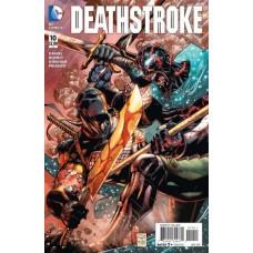 Deathstroke, Vol. 3 #10A