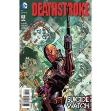 Deathstroke, Vol. 3 #11A
