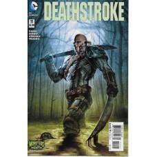 Deathstroke, Vol. 3 #11B