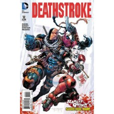 Deathstroke, Vol. 3 #12A