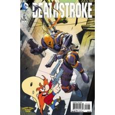 Deathstroke, Vol. 3 #12B