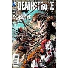 Deathstroke, Vol. 3 #13
