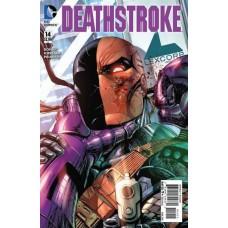 Deathstroke, Vol. 3 #14A