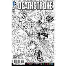 Deathstroke, Vol. 3 #14B