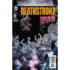 Deathstroke, Vol. 3 #15A