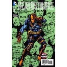 Deathstroke, Vol. 3 #15B