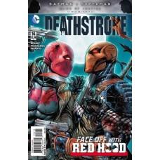 Deathstroke, Vol. 3 #16A