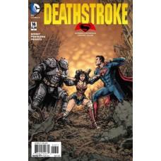 Deathstroke, Vol. 3 #16B