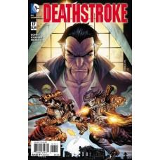 Deathstroke, Vol. 3 #17A