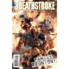 Deathstroke, Vol. 3 #18