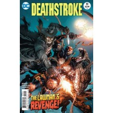 Deathstroke, Vol. 3 #19