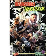 Deathstroke / Yogi Bear Special #1A