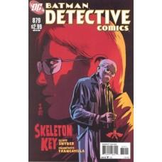 Detective Comics, Vol. 1 #879