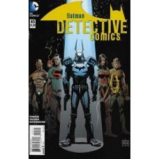 Detective Comics, Vol. 2 #45A
