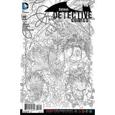 Detective Comics, Vol. 2 #48B