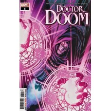 Doctor Doom, Vol. 1 #5A