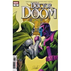 Doctor Doom, Vol. 1 #6A