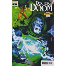 Doctor Doom, Vol. 1 #6B