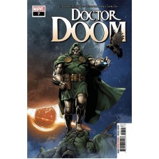 Doctor Doom, Vol. 1 #7A