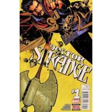 Doctor Strange, Vol. 4 #1A