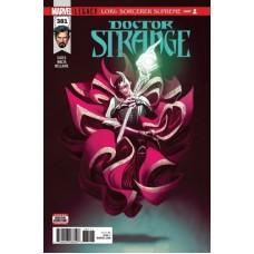 Doctor Strange, Vol. 4 #381A