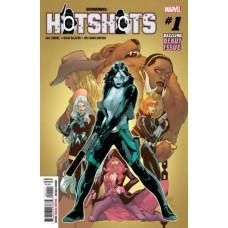 Domino: Hotshots #1A