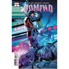 Domino, Vol. 3 #4