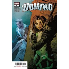 Domino, Vol. 3 #5