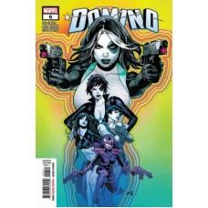 Domino, Vol. 3 #6