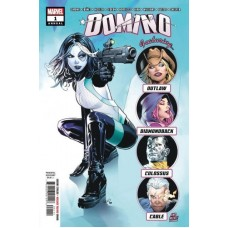 Domino, Vol. 3 Annual #1A