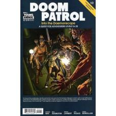 Doom Patrol, Vol. 6 #12A